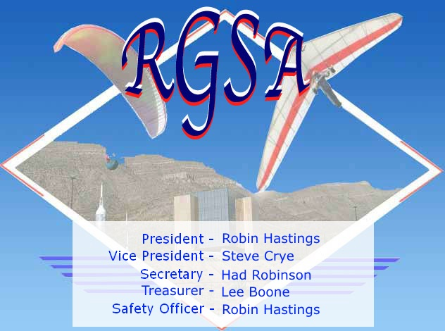 RGSA Officers 2018